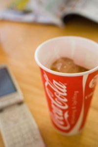 コーラ グレープフルーツ ジュース 酸性 酸蝕歯