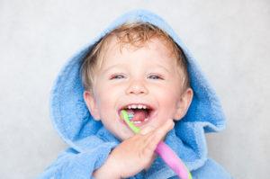 つくばのつるみ矯正歯科の小児歯科治療