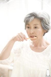 つくばの歯医者 歯ブラシ指導 ピンクリボン