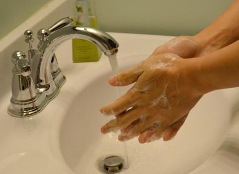 手洗い・うがい・歯ブラシ・栄養・睡眠でインフルエンザ・風邪予防 つるみ矯正歯科 つくば つくまる