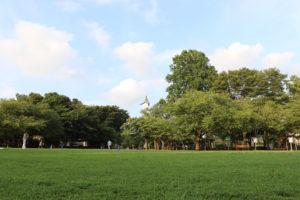 つくば市二の宮公園